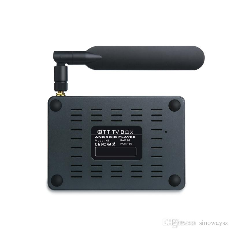X5 RTD1295 Android IPTV-Box hinzufügen IPTV-Konto Schweden Französisch Italien Albaner UK USA Arabisch Europa TV-Code m3u X5 IP-TV-Box