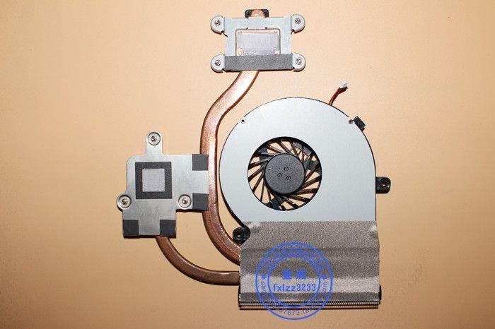 refrigerador para Toshiba P70 P70-A dissipador de calor com ventilador MF75120V1-C180-G99