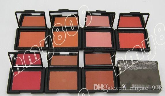 Brand Makeup blush bronzer Baked Cheek Color blusher palettes , different color fard a joues poudre