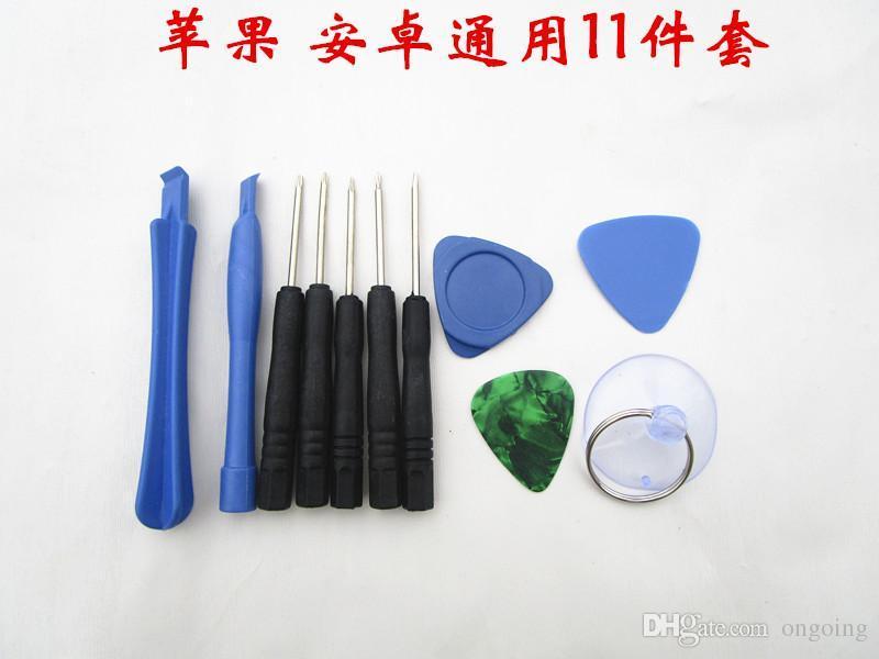 2016 Cellphone Reparing tools 8 in 1 Repair Pry Kit Opening Tools Special Repair Kit Set screwdriver For Apple iPhone 4 4S 5 5s 6s DHL free