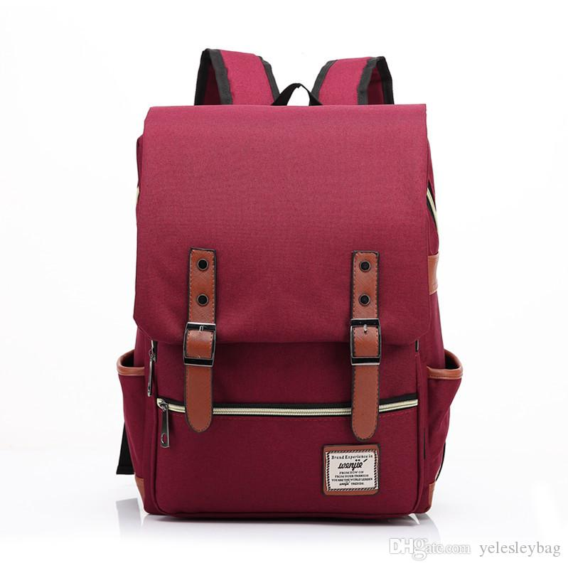 Waterproof Large Capacity Laptop Bag Man Backpack Bag women School Bags Mochila Masculina school backpacks rucksacks leisure for teenages