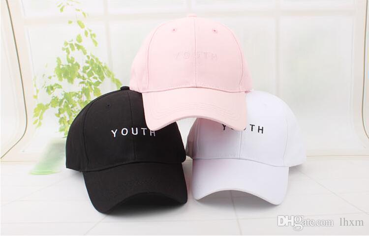9a02c9327fb81 2019 Fashion Cap Women Men Summer Spring Cotton Caps Women Letter ...