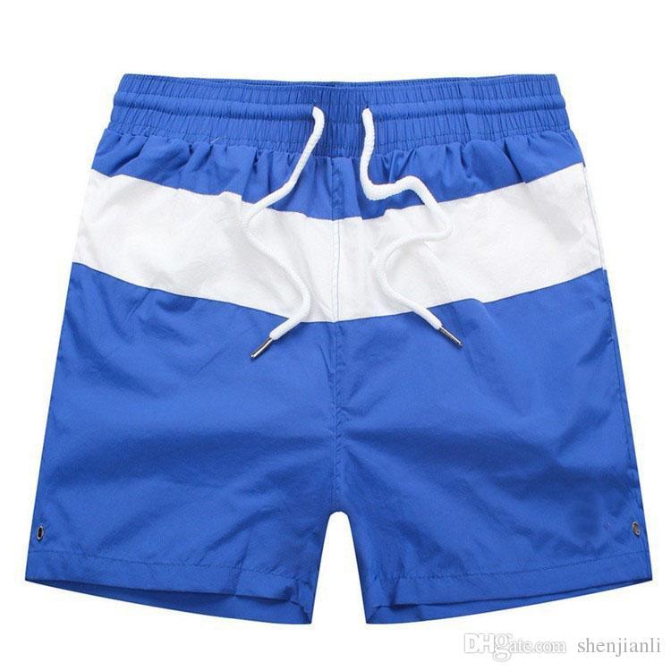 Envío gratis nuevo 2016 caliente 100% auténtico hombre verano pantalones cortos hombres surf pantalones cortos hombres polo pantalones cortos hombres bordo cortos tamaño de calidad superior M-XXL
