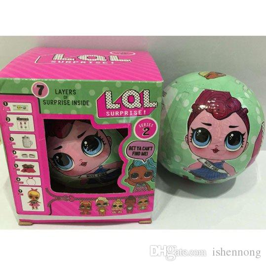 Toys For Girls Lol : Lol dolls big girls toys large kids christmas