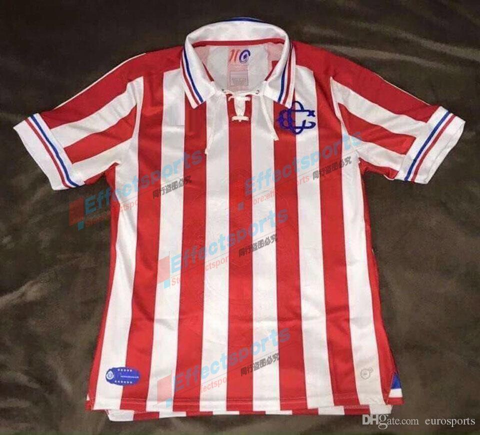 sale retailer 51a0f 1c9ba 2019 DHL LIGA MX 2016 17 CHIVAS 110 ANOS ANNIVERSARY Soccer JERSEY  EMBROIDERY Patch Guadalajara 110th Year Special Football Shirts From  Eurosports, ...