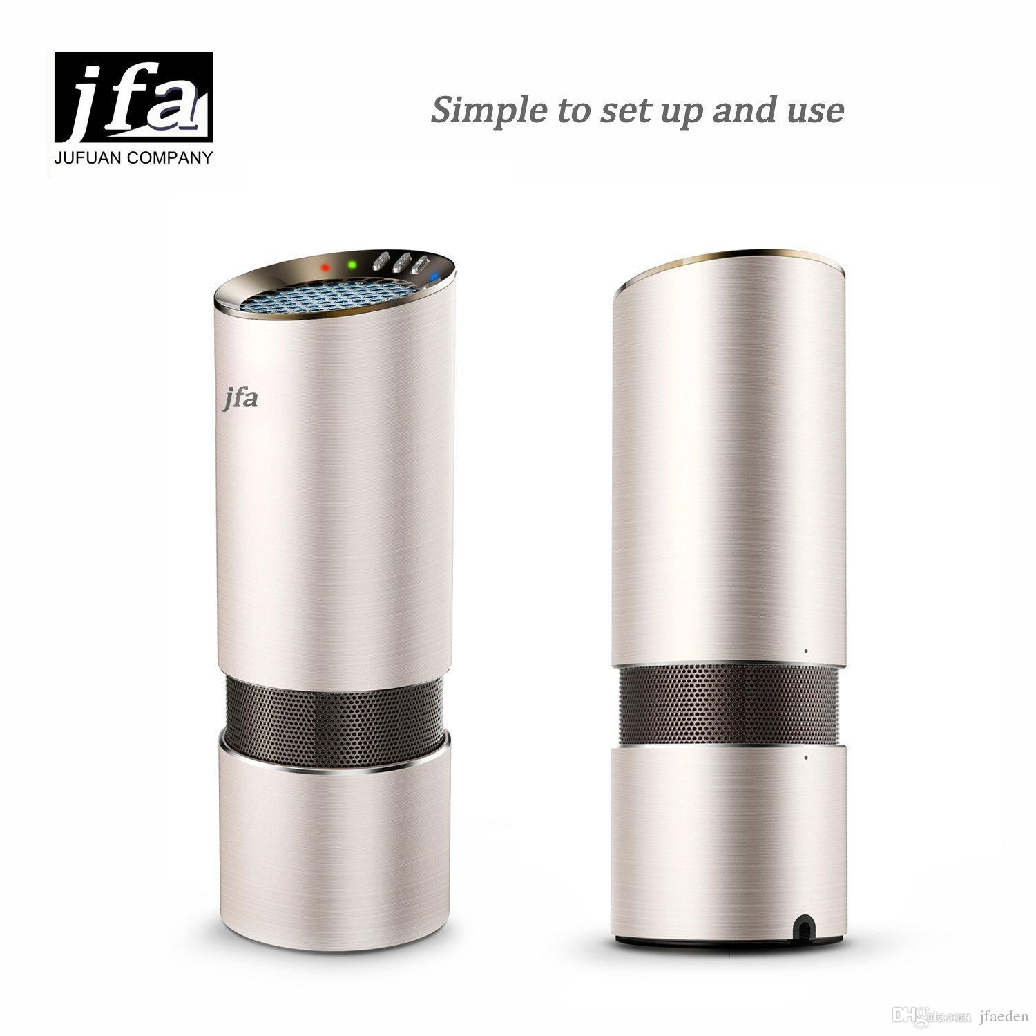 car air purifier jfa smart car air ionizer ionic purifier odor eliminator auto air cleaner car freshener remove odor smoke dust with d from