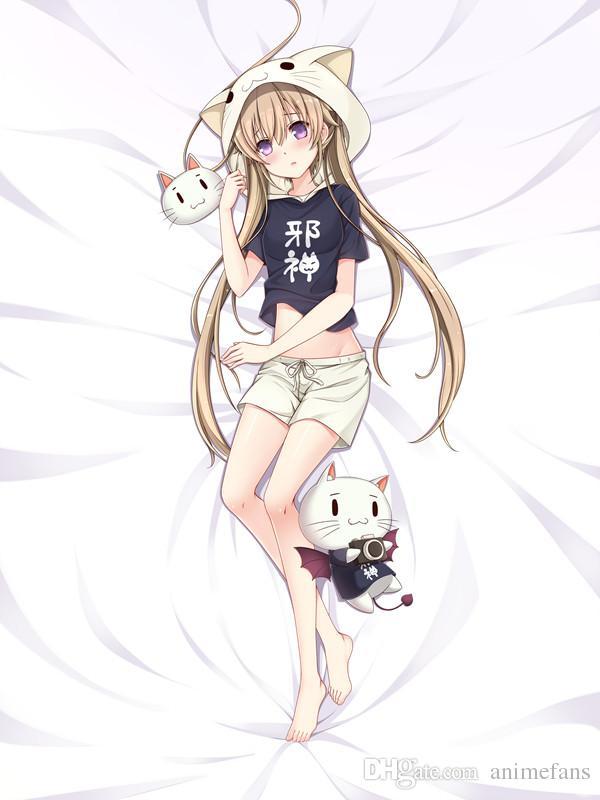 März 2016 Update AO Nein Kanata Nein vier Rhythmus Anime Charaktere Mashiro Blech / Decke Bettbezug