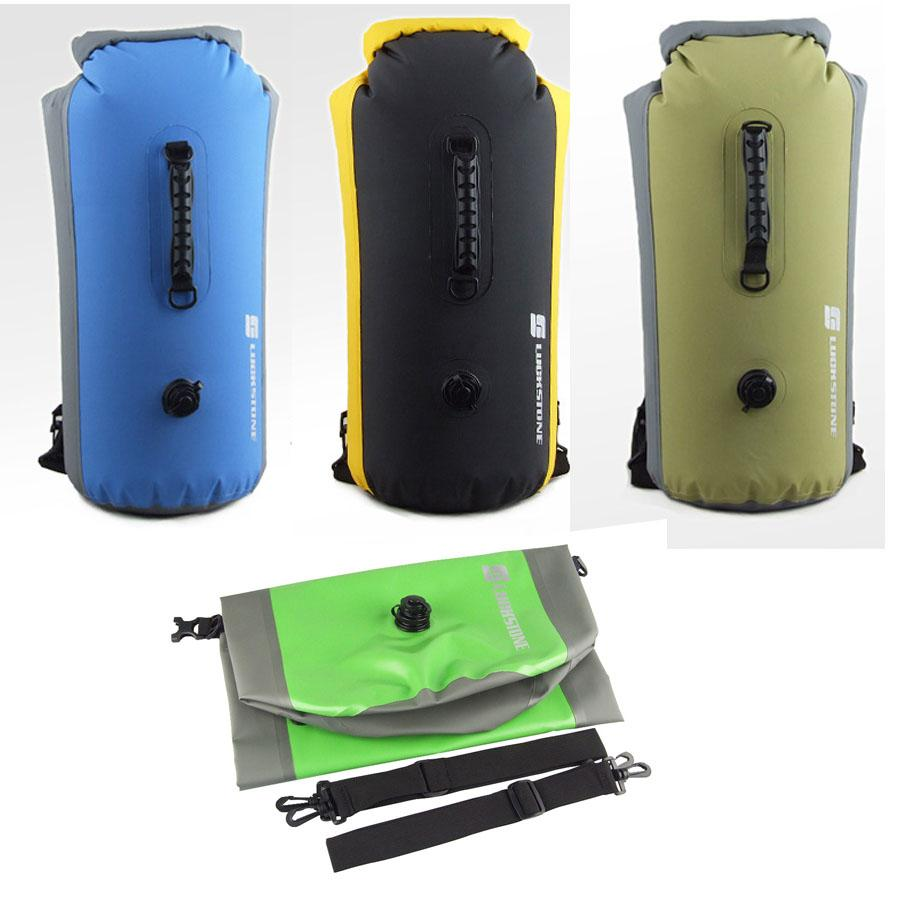 2019 60L Large Waterproof Floating Dry Bag Backpack Drift Canoeing Kayak  Camping Outdoor Activities  ce35c4449658e