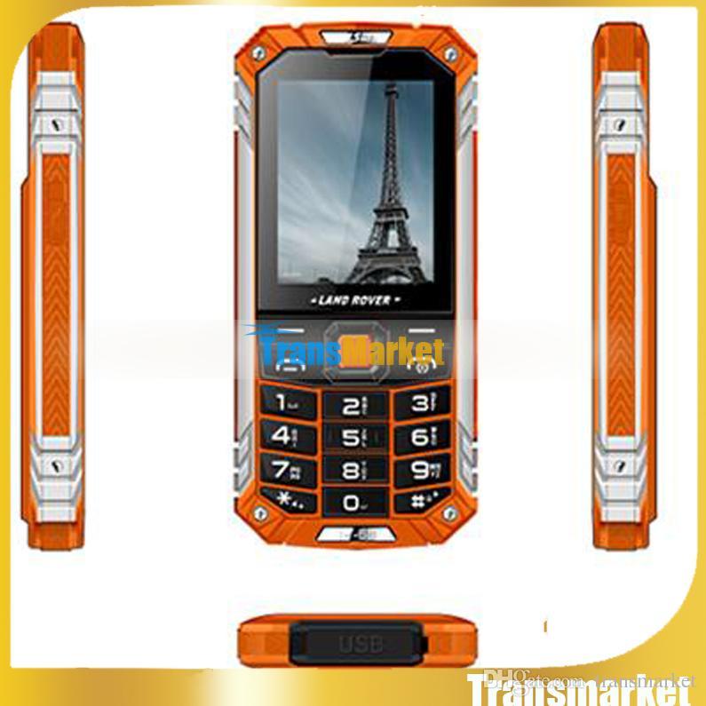 Dual SIM Bluetooth Unlock Cell Phones W8 2.4 inch Mobile Phone Multi-Color Mini Cheap Phone