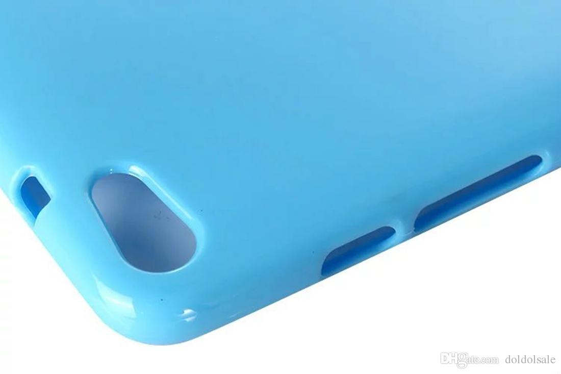 De borracha de silicone macio tpu tampa traseira para huawei mediapad m2 yougth fdr-a01w fdr-a03l t2 pro 10.1
