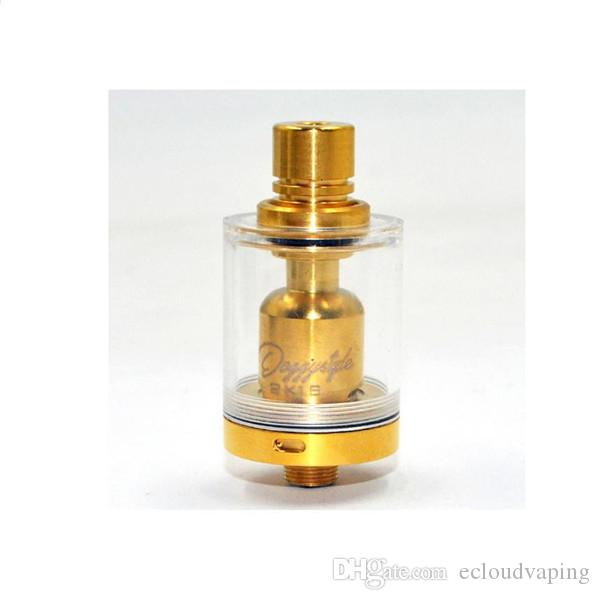 High Quality Clone Doggy Styled RTA Rebuildable Tank Atomizer 3.5ml juice capacity Bottom adjustable airflow control 304 stainless steel