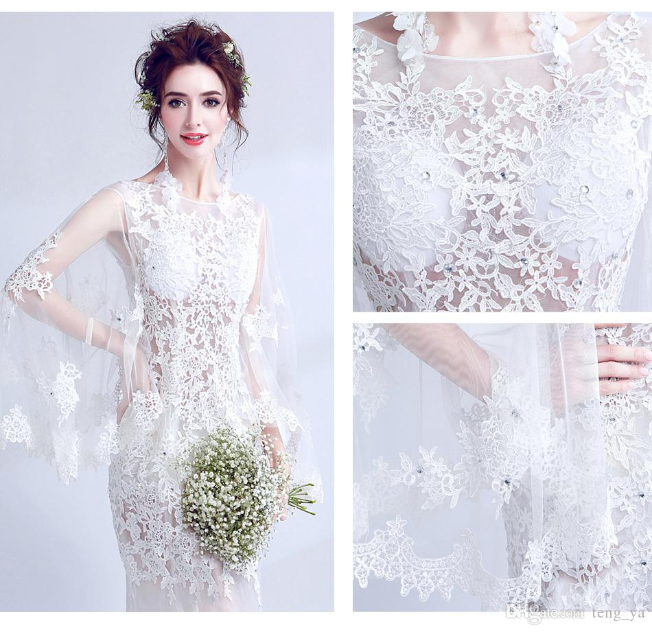 Готовые к отправке свадебные платья TY10092