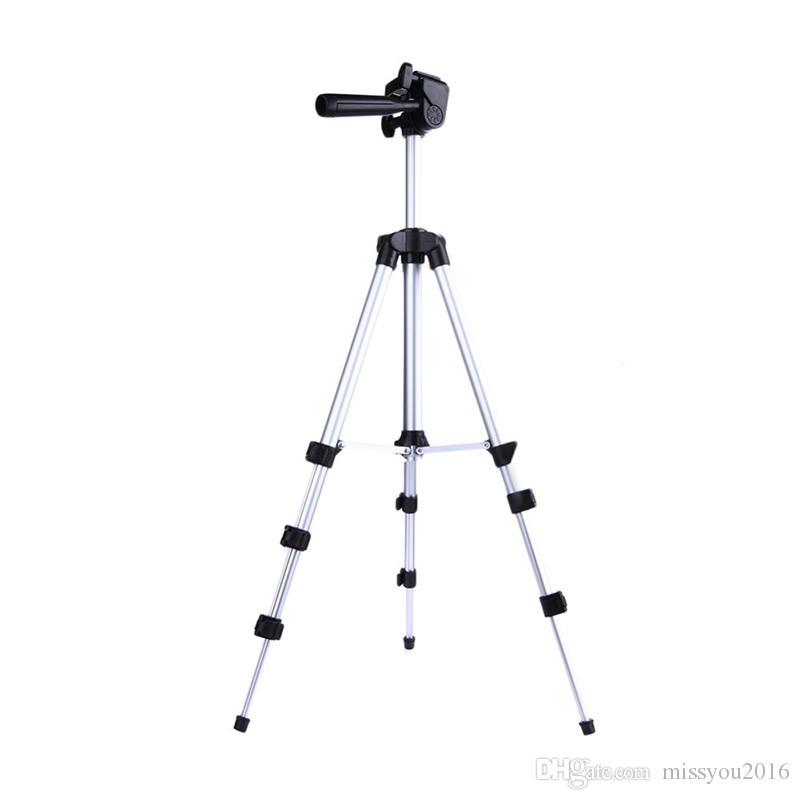 Professional Camera Tripod Stand Holder For iPhone iPad Samsung Digital Camera+Table/PC Holder+Phone Holder+Nylon Carry Bag