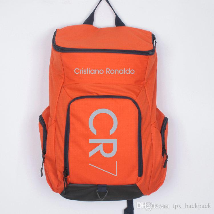 536edf8b9769 New Design Backpack Cristiano Ronaldo Day Pack Football Cr7 School Bag  Soccer Packsack Quality Rucksack Sport Schoolbag Outdoor Daypack Womens  Backpacks ...