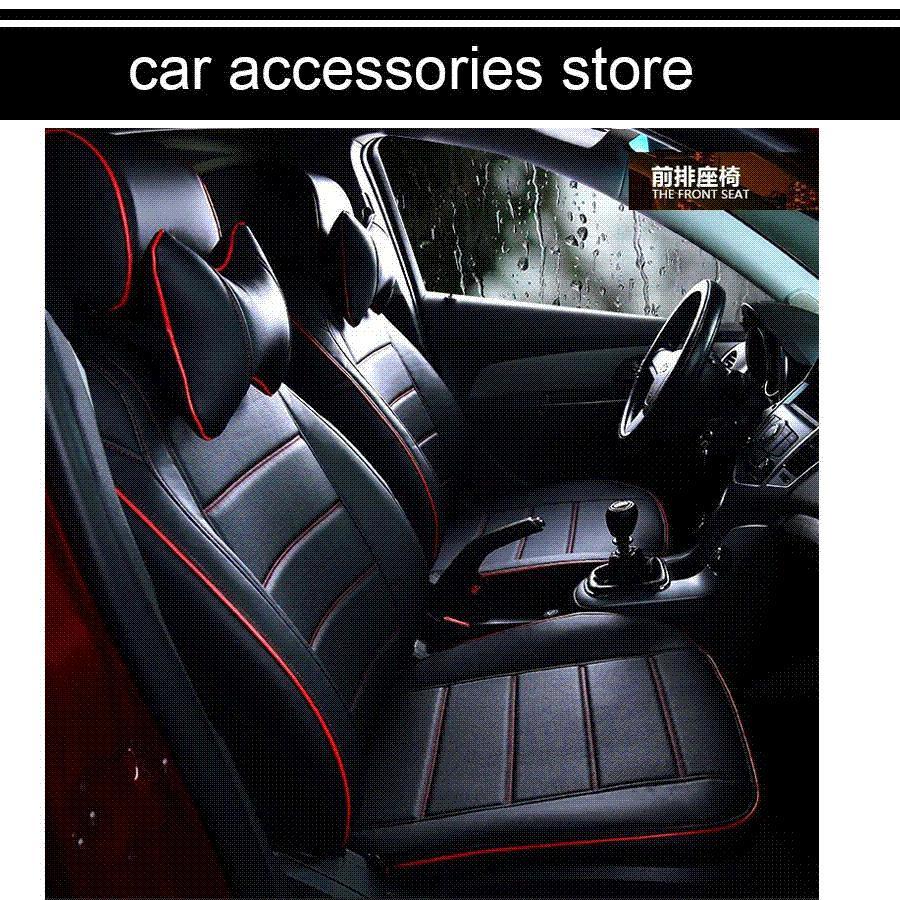 pu leather car seat cushion seat cover for honda hrv hr v vezel 2014 2015 2016 leather seat car. Black Bedroom Furniture Sets. Home Design Ideas