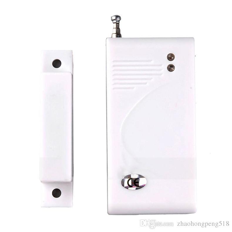 New White Wireless Window Door Sensor Detector Entry Alarm Window