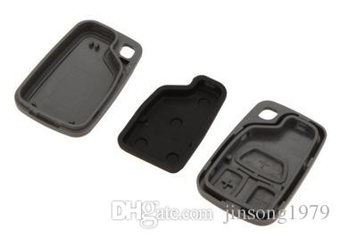 L39 3 Buttons Remote Fob Car Key Shell for Volvo S70 V70 C70 S40 V40 XC90 XC70 New Replacement Uncut Blade