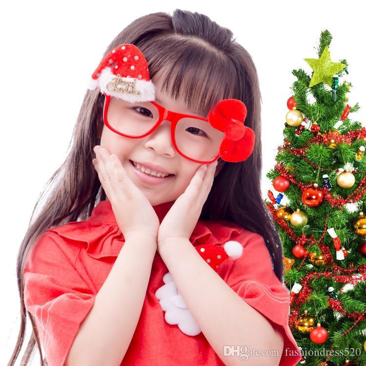 Großhandel Neueste Design Frohe Weihnachten Brille Rahmen ...