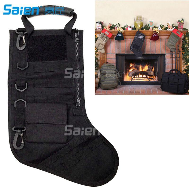 Großhandel Tactical Christmas Stocking 2017 Neue Weihnachtsgeschenk ...