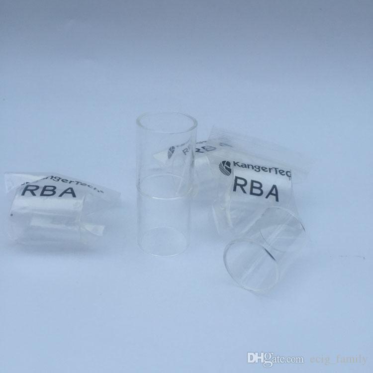 Pyrex Glass Tube Replacement for ecigarette mini triton griffin rta toptank mini topbox nano tank glass subtank glass tube wholesale