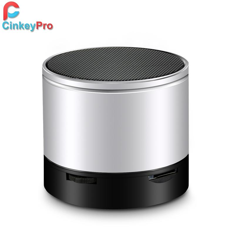 aa7be60cbc2 2019 Wholesale Bluetooth Speaker Wireless Mini Aluminum Portable Speakers  FM Radio Subwoofer Tweeter Audio Sound For XiaoMi IPhone Computer From  Alexanderk