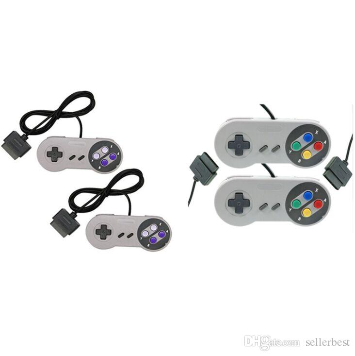 Console de contrôle pour console SFC Super Nintendo SNES Console de contrôle pour console de jeu en gros
