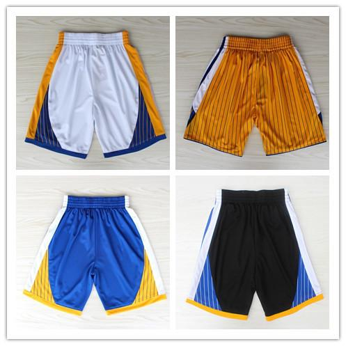 yyeup Discount Stephen Curry Basketball Shorts Black White Sport Running