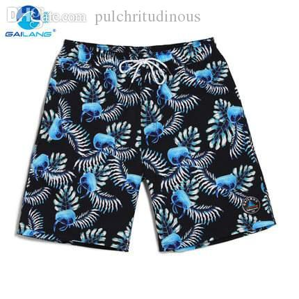 c3b4399bd3 Wholesale-Summer Mens Beach Shorts Brand Quick Drying Swimwear Men ...