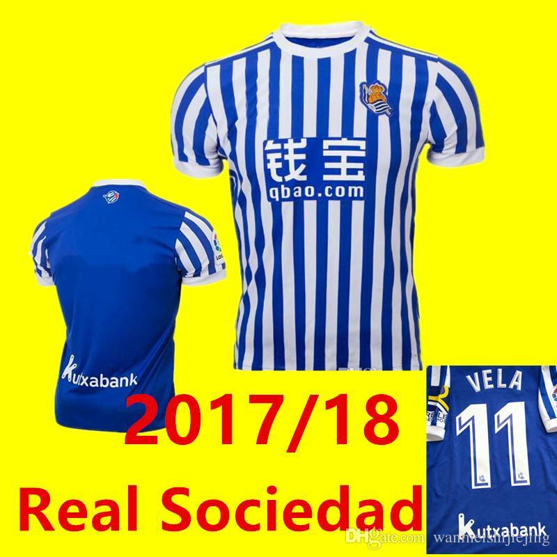 Maillot Extérieur Real Sociedad vente