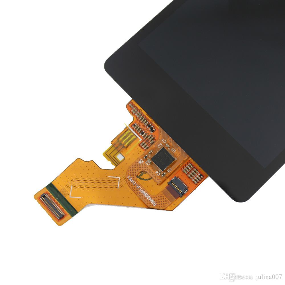 Sony Xperia Z1 compact M51w z1 mini D5503 LCD Display Touch Screen Digitizer Full Assembly Spedizione gratuita