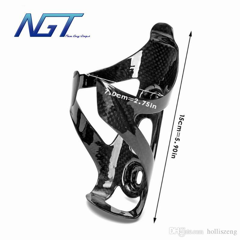 High-end Qualität Carbon Flasche Fahrrad Wasser Halter Flaschenhalter Für Mountainbike Carbono Halter Zubehör Sport GT-BC-19