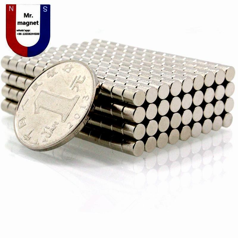 4mmx5mm Super strong neo neodymium magnets 4*5mm N35 magnet, D4*5 permanent magnet 4x5mm rare earth magnet 4mm x 5mm, 4x5 magnet