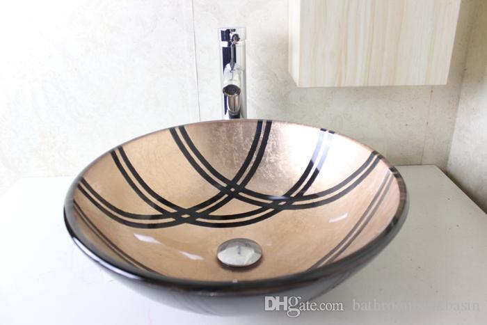 Acheter Vasque En Verre Vasque Salle De Bain Vasque En Verre Bol En ...
