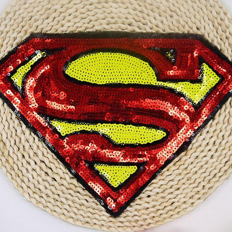 2018 2016 Badge Bead Embroidery Cloth Garment Accessories Decorative