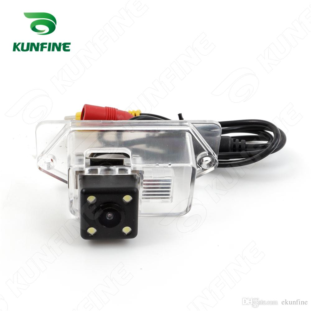 CCD Color Car Reverse Rear View Parking Back Up Camera For MITSUBISHI Lancer - фото 11