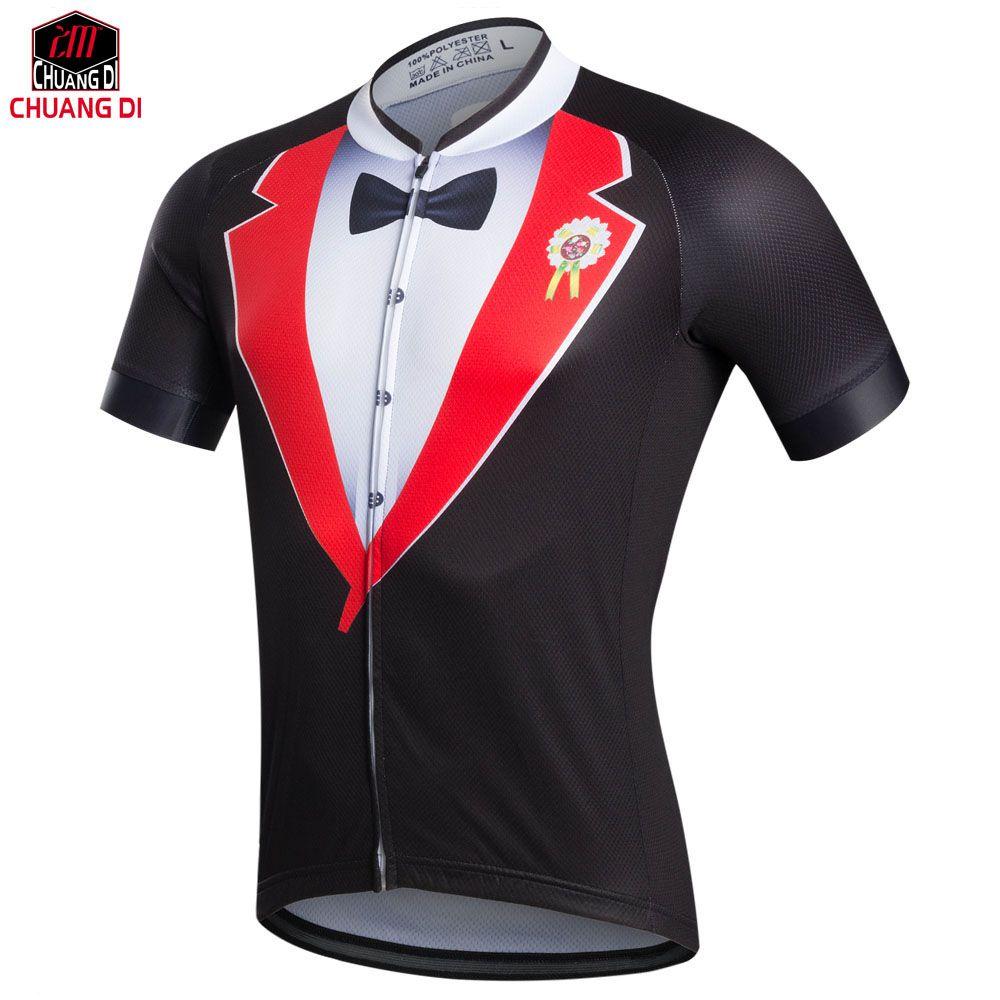 Cool!!!! Autumn New Gentleman Cycling Jersey Clothing Short Sleeve ... 9342998aa