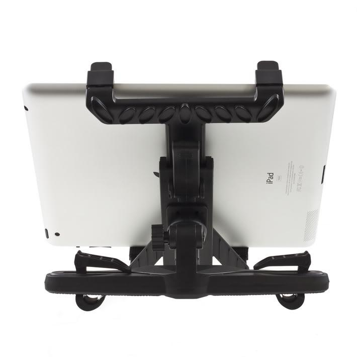 Car Back Seat Headrest Mount Holder Stand Bracket Kit For Samsung Galaxy Tab 10.1 Tablet For iPad Mini 4 3 2