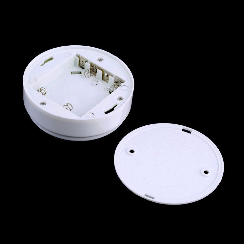 6 LED Draadloze Infrarood PIR Auto Sensor Motion Detector Batterij Powered Deur Wandlicht Lamp Top Sale