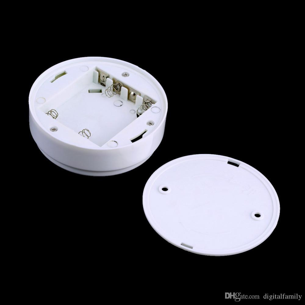 6 LED Wireless Infrared PIR Auto Sensor Motion Detector Battery Powered Door Wall Light Lamp Top sale
