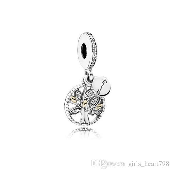 Crystal drop dangle pendants fit charms bracelet wholesale designs crystal drop dangle pendants fit charms bracelet wholesale designs for girls mom dad beads fit pandora bracelets spacer family tree of life pendants charms aloadofball Images
