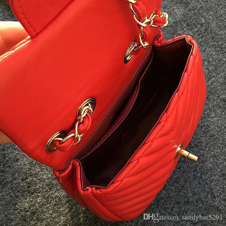 Kids Girls Handbags Baby Girls Chain Messenger Bags Infant Girls Striped Mini Pu Leather Shoulder Bag 2020 Children Bags Accessories B849