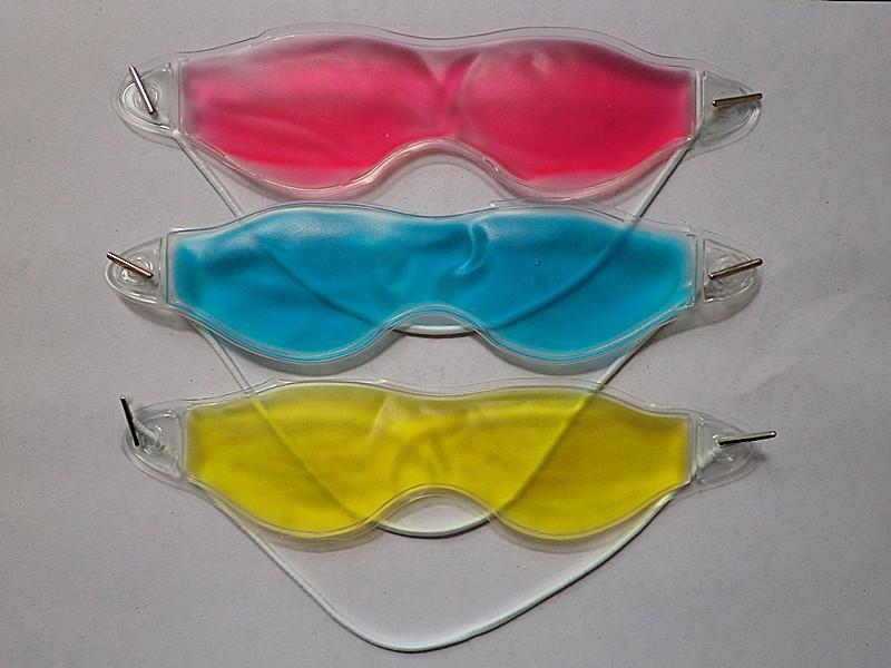 Uyku maskeleri buz göz Maskesi Gölgeleme Yaz buz gözlük rahatlatmak göz yorgunluğunu kaldırmak koyu halkalar göz jeli buz paketi