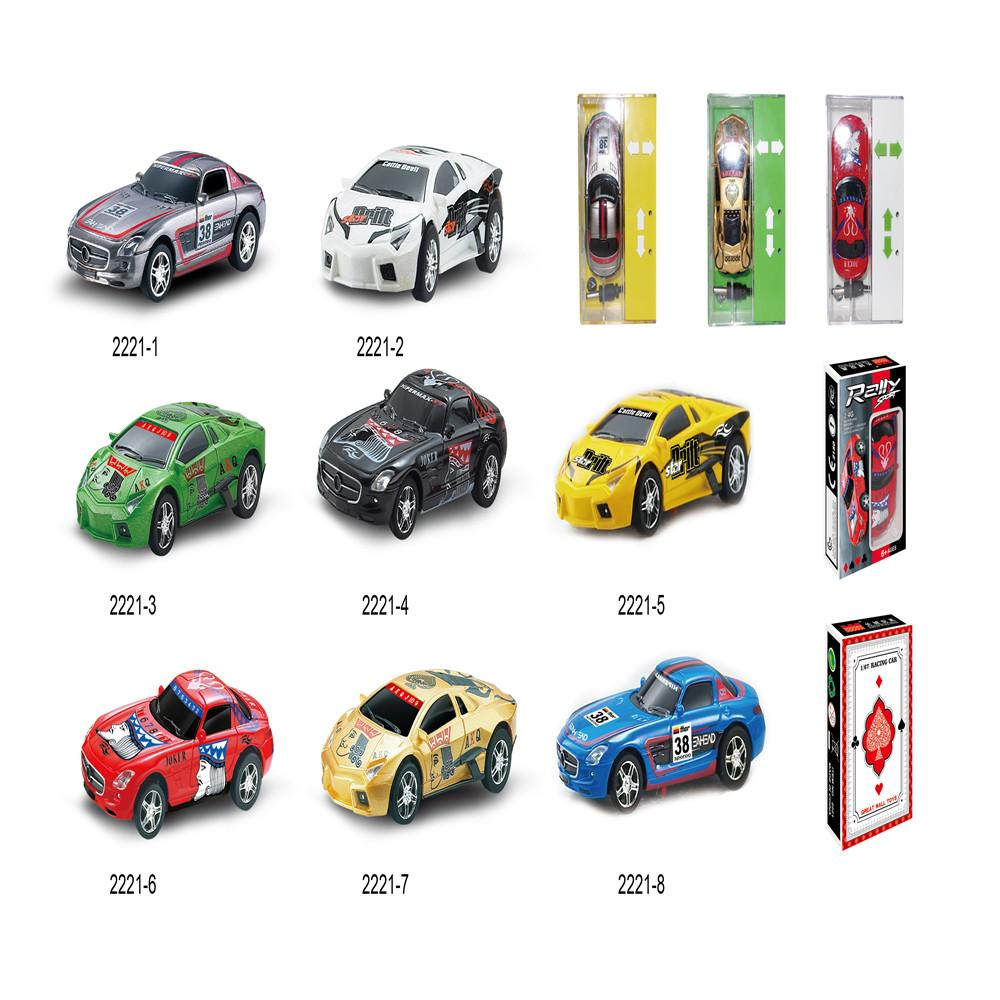 Wholesale Mini Poker Printing Rc Car Radio Remote Control Car Coke