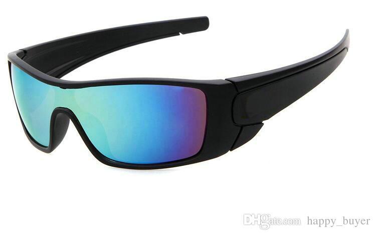 Compre Homens Baratos Mulheres Designer De Moda Óculos De Sol De  Combustível Siamese Resina Lentes De Revestimento Reflexivo Óculos De Sol  Óculos Um +++ ... b5a3096dd6