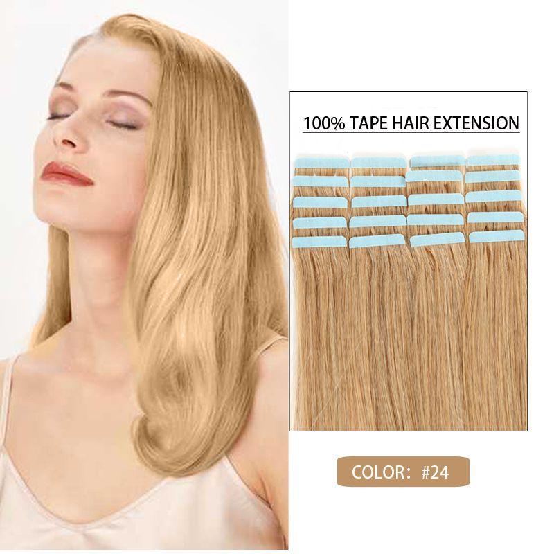 cheap 24 hair extensions human hair