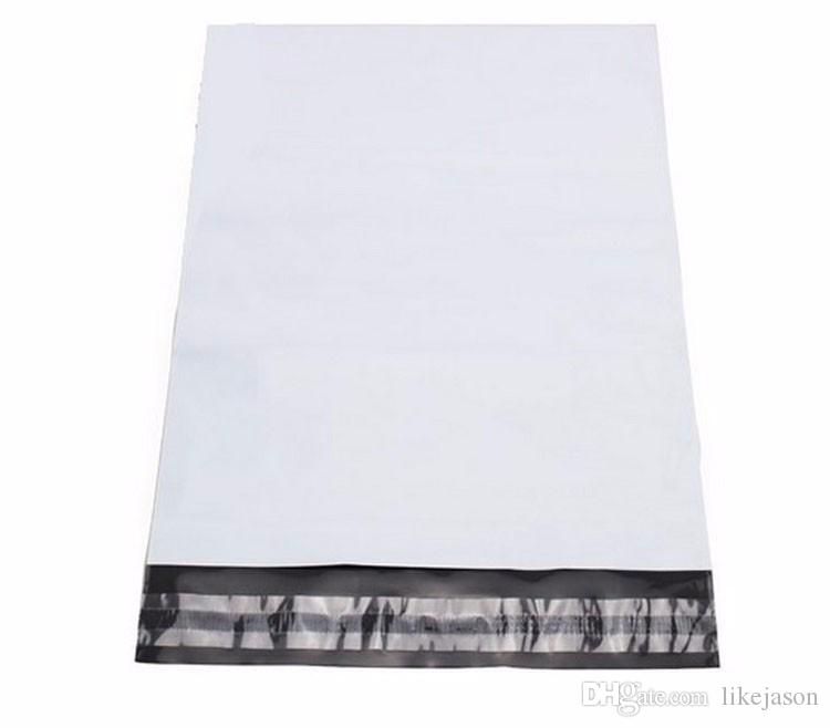 Self Adhesive Seal Postal Bags 19*26.7+4cm Package Envelopes Shipping Strong Poly Mailer Bags Post