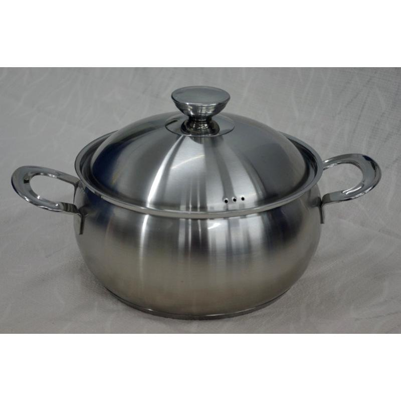 Wholesale Stainless Steel Casserole Apple Shape 22*12cm Stainless ...