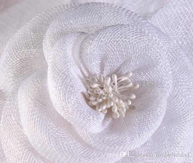 2017 vintage fashion British retro ladies linen hats hats dinners banquets parties wedding dresses bridal hats headband