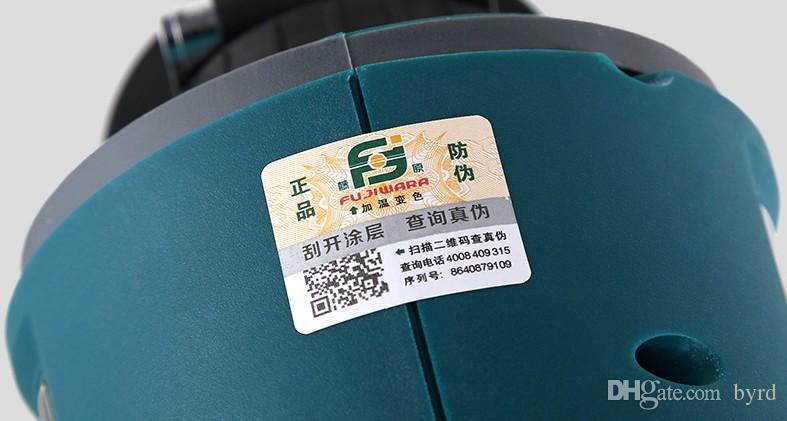 فوجيوارا رذاذ الكهربائية بندقية 1.5   1.8   2.5MM صمام المكونات 500W SPRAY GUN الأثاث سيارة الخشب اللوحة T06011