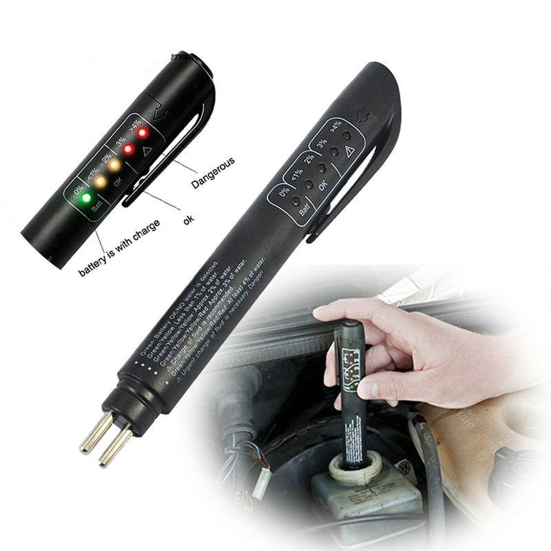 Brake Fluid Tester for 4S shop car owner LED Car Vehicle Auto Automotive Testing Tool for DOT3 DOT4 DOT5 POST